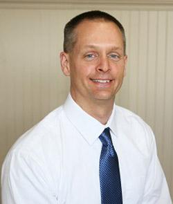 Dr. Parkin at Van Ness Chiropractic