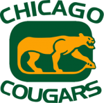 logo of the Chicago Cougars