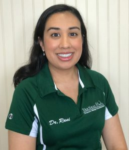 headshot of Dr. Sani