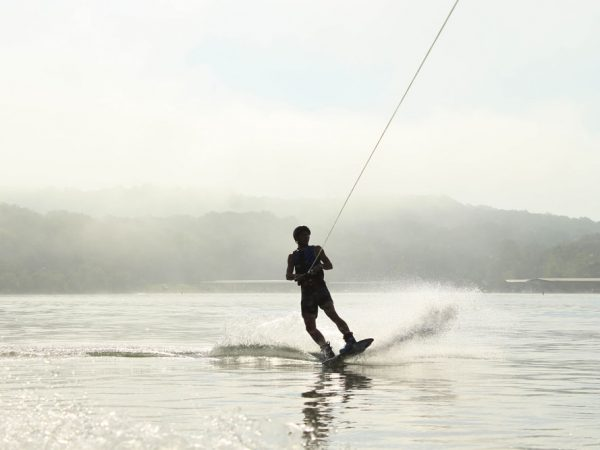 Water Skiing and Whiplash: Relief from Summer Neck Pain