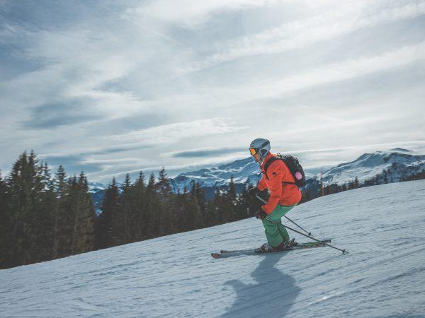 Winter Wellness: Staying Healthy & Strong while Shoveling, Skiing, Skating & Sledding