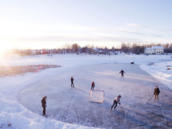 How to Stay Active All Winter